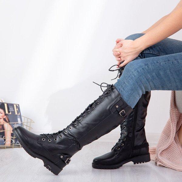 Kozaki do połowy łydki | Royalfashion.pl modne i tanie buty