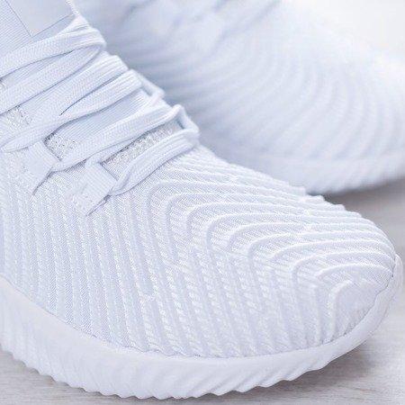 Białe buty sportowe Parisa - Obuwie