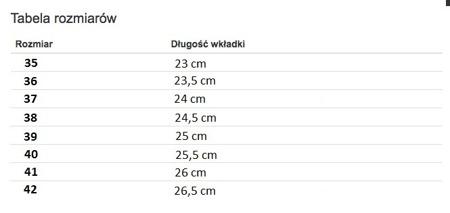 Granatowe botki ze skóry ekologicznej Wessonime - Obuwie