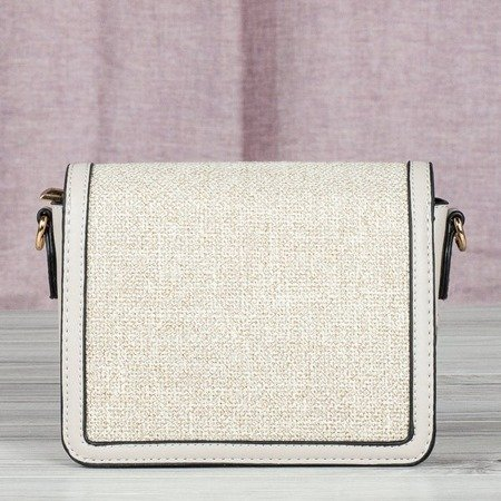 Mała szara torebka na ramię - Torebki