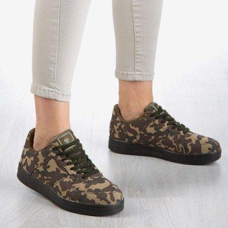 Moro sportowe buty damskie świecące Led Dream - Obuwie