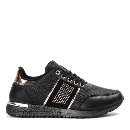 Sportowe buty w kolorze czarnym Tamena - Obuwie