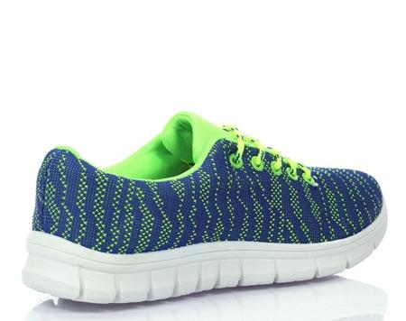 Sportowe sportowe buty w kolorze neonowym Kayleigh - Obuwie