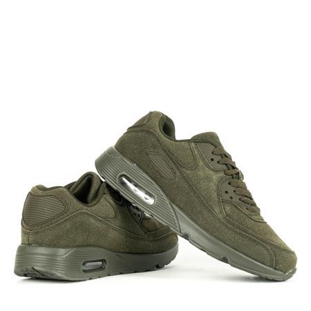 Zielone buty sportowe Corssa - Obuwie